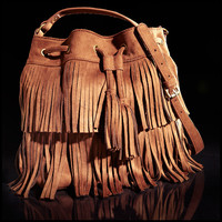 OUR STYLIST LOVES FRINGE ACCESSORIES