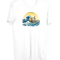 Going Merry  One Piece Anime Men T Shirts