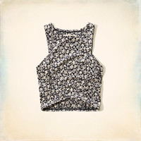 Marina Park Slim Crop Top