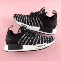 Boys & Men Adidas NMD OFFWhite Sneakers Sport Shoes