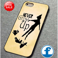 Peter Pan Never Grow Up (2) for iphone, ipod, samsung galaxy, HTC and Nexus Phone Case