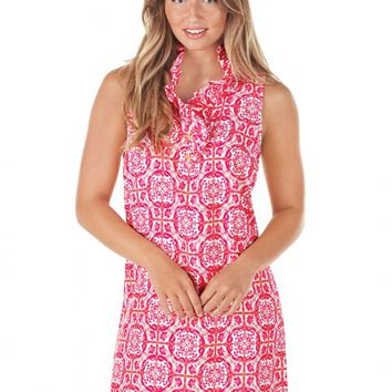 Wild And Young Hearts Dress In Pink   Monday Dress Boutique