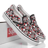 Vans Classic Fashion Old Skool Sneakers Sport Shoes