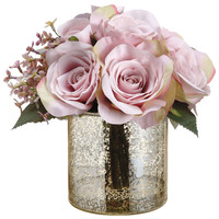 Hydrangea Flower Arrangement - Steals and Deals - Home Decor Paul Michael Company - Paul Michael Company