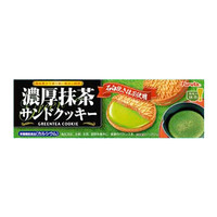 Furuta Cookie with Green Tea Flavoured Cream Filling 10pc - £1.80 : Starry Asian Market Online Store, The specialist in Chinese, Japanese, Korean Foods