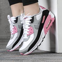 Nike Air Max 90 women's sports running shoes