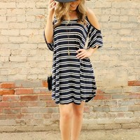 Summer dress women loose Striped Dress Half Sleeve plus size women clothing dresses mini