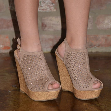 Uptown Downtown Wedges