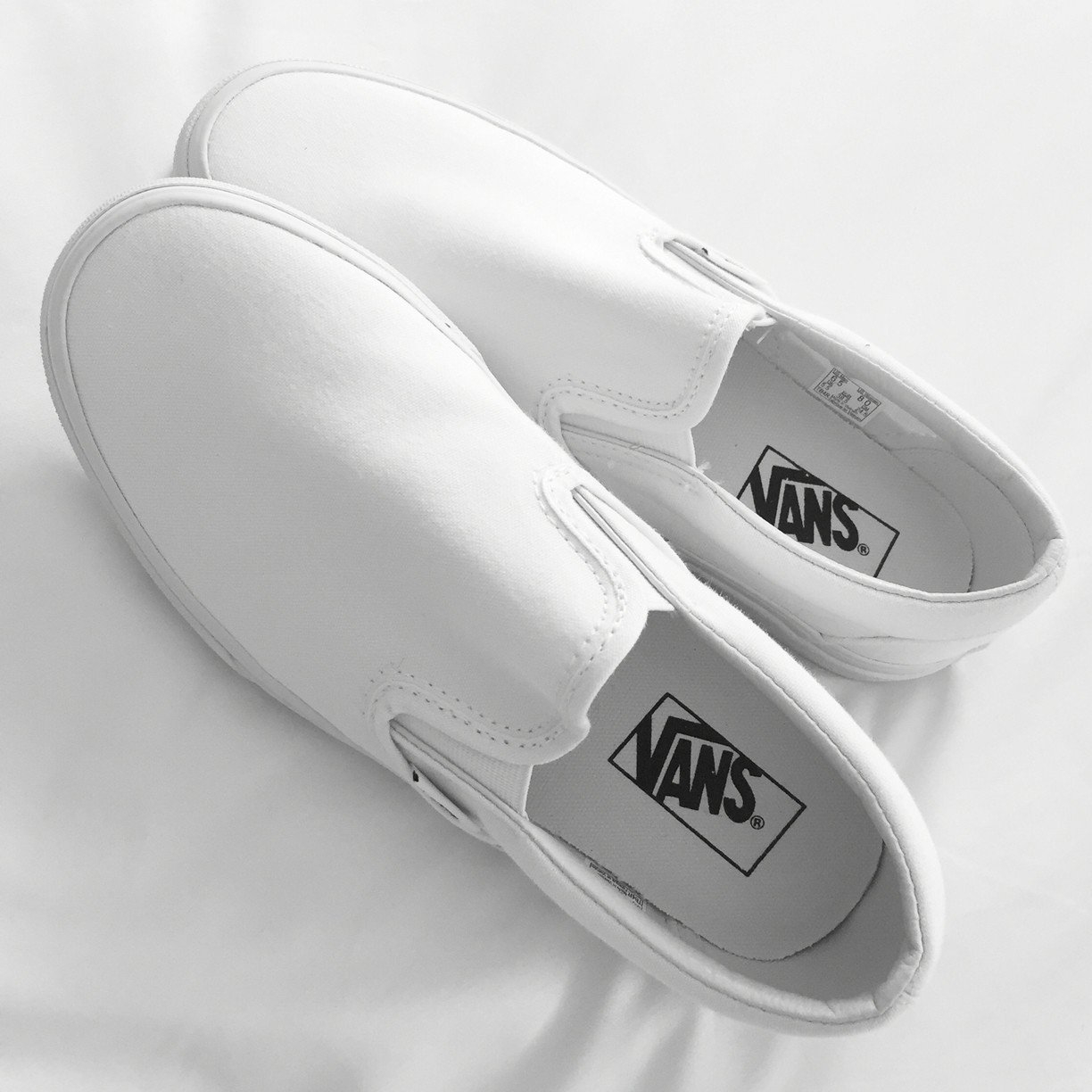 Image of Vans Classic Casual Canvas Flats Shoes Sneakers Sport Shoes