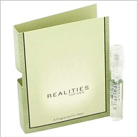 REALITIES by Liz Claiborne Vial (sample) .05 oz for Men
