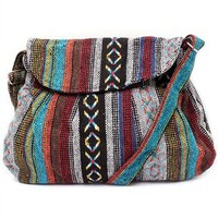 Groove Love Turquoise Bag