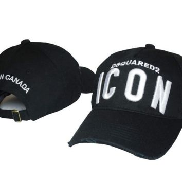 ICON Embroidered Baseball Cap Hat