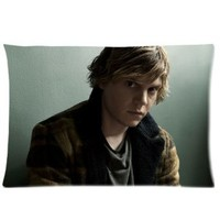 Custom Fashionable American Horror Story Queen Size Rectangle Zippered Pillow Cases 20''*30''(TWIN SIDES) by LeeHome