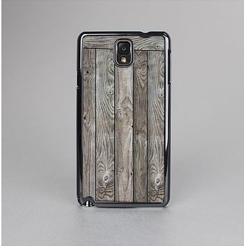 The Wooden Wall-Panel Skin-Sert Case for the Samsung Galaxy Note 3
