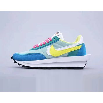 Nike LDWaffle x Sacai Fashion Women Casual Sport Shoes Sneakers