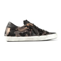 Philippe Model camouflage sneakers