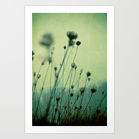 Finding Peace Within Art Print by Olivia Joy StClaire