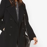 Wool and Cashmere Peacoat | Michael Kors