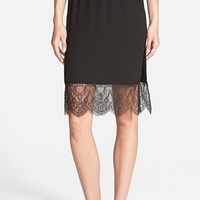 Women's Leith Lace Trim Skirt,