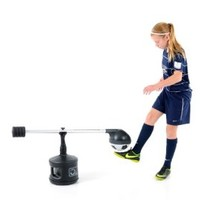 0g Soccer First Touch,Juggling and Foot Skills In Home Youth Trainer/Training System (Rapid Gross Motor Development) Size 4 Youth Soccer Ball Included.: Amazon.ca: Sports & Outdoors