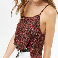 R by Raga Floral Print Top