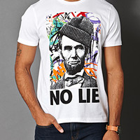 Lincoln No Lie Tee