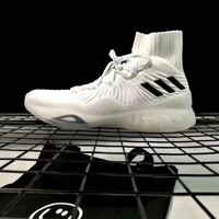 Crazy Explosive Boost Basketball Shoes 2017 New Arrival Wiggins John J Wall 3 for Top quality Sports Training Sneakers Size 7-12 with box