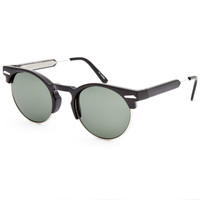Spitfire Sunglasses Chill Wave Sunglasses Black One Size For Men 25734410001