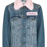 **Clueless Denim Jacket by Ragged Priest - New In This Week - New In