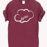 Caylen music logo Screenprint 100% soft cotton t-shirt For girl and men Unisex