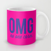 OMG Mug by LookHUMAN
