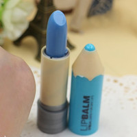 Magic Fruity Crayon Lipstick with Changing Color