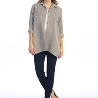 Double Layer Cotton Tunic (CP-104)