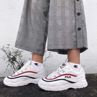 FILA Fashion and leisure sports shoes