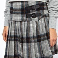 ASOS Mini Skirt in Tartan at asos.com