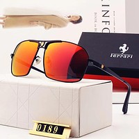 Ferrari  Men Fashion Shades Eyeglasses Glasses Sunglasses
