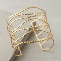 Clustered Crest Cuff by Anthropologie