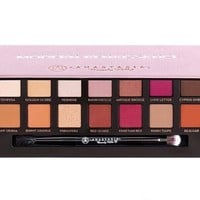 Pink Anastasia Modern Renaissance 14 Colors Eye Shadow
