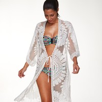 Pareo Beach Cover Up