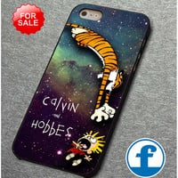 Calvin and Hobbes (5)  for iphone, ipod, samsung galaxy, HTC and Nexus PHONE CASE