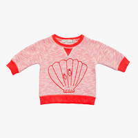 Stella McCartney Kids Gonzo Baby Pullover with Graphic Print - 363332 - FINAL SALE