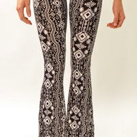 Aztecish Bell Bottoms