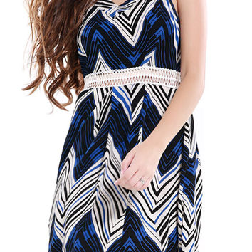 Cupshe Stay With Me Sleeveless Dress