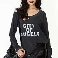 Chaser City Of Angels Tee