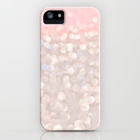 Pink Glitz iPhone & iPod Case by ShadeTree Photography