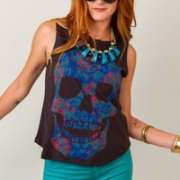 Day of the Dead Tank