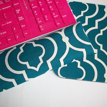 Matching Key board WRIST REST for MousePads  - Pick your own pattern