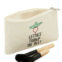 Vegetable Makeup Bag