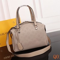 HCXX 19Aug 075 M54672 Louis Vuitton LV Mahina Asteria Tote Bag Hollow Fashion Handbag 36-22-20CM