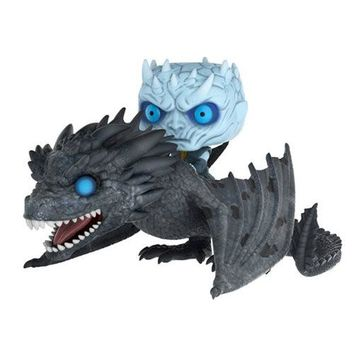 Viserion with Night King Funko Pop Rides Game of Thrones